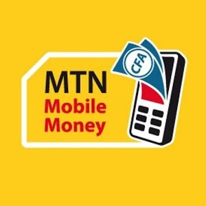Logo MTN Money